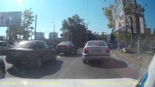 дтп Севастополь Меньшикова 15 08 2014 online video cutter com