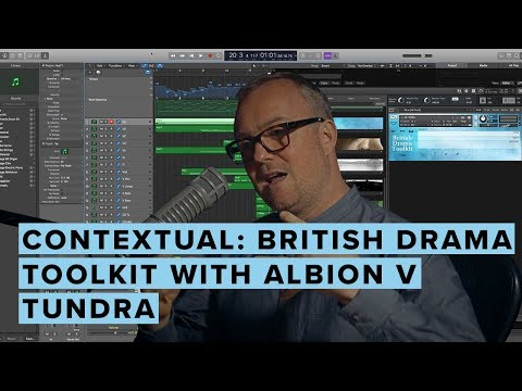 Contextual: British Drama Toolkit