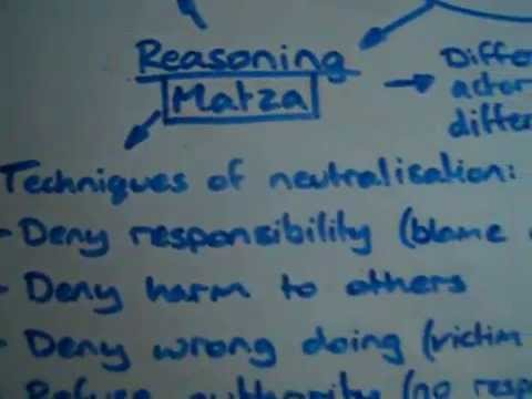 Sociology - Crime and Deviance - Phenomenology