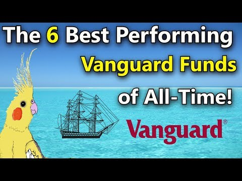 Which Vanguard Mutual Funds Should Invest in? |2017 Vanguard