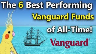 Which Vanguard Mutual Funds Should Invest in?  2017 Vanguard Mutual Funds with HIGH returns 