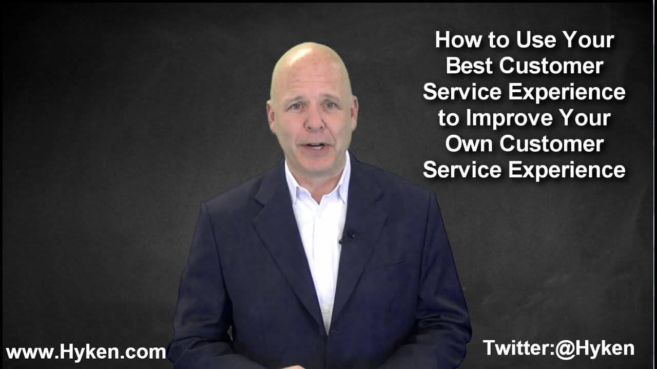 Your Very Best Customer Service Experience - YouTube
