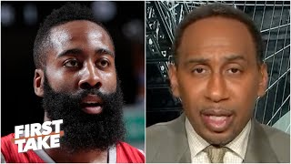 Rockets or James Harden: Who has more leverage? | First Take