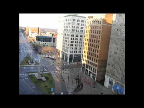Youngstown Ohio by day