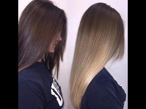 Вопрос: Как сделать волосы светлее натуральным способом?