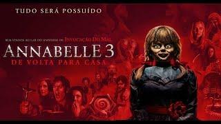 ANNABELLE 3: DE VOLTA PARA CASA - FILME 2019 - TRAILER LEGENDADO