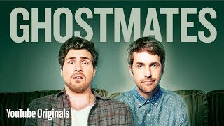 "Think being a ghost is tough? Try living with one. ""GHOSTMATES"" A S..."