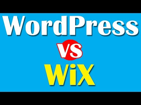 Wix vs WordPress – Which Website Builder is Better