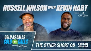 Russell Wilson and Kevin Hart Talk The Short Game | Cold as Balls: Cold Calls | Laugh Out Loud