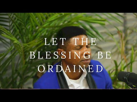 Download LET THE BLESSING BE ORDAINED - Prophet Babs Adewunmi
