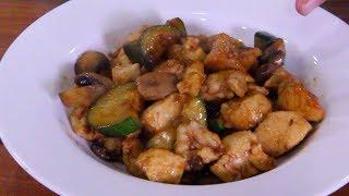 Panda Express Mushroom Chicken - Ripoff Recipes