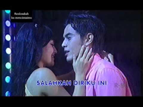 Temmy Rahadi & Imel Putri Cahyati - Berdoskah ku Mencintaimu [ Original Soundtrack ]