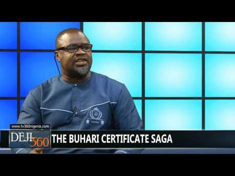 Certificate Saga: Lawyer defends Buhari
