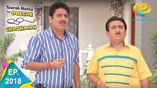 Taarak Mehta Ka Ooltah Chashmah - Episode 2018 - Full Episode