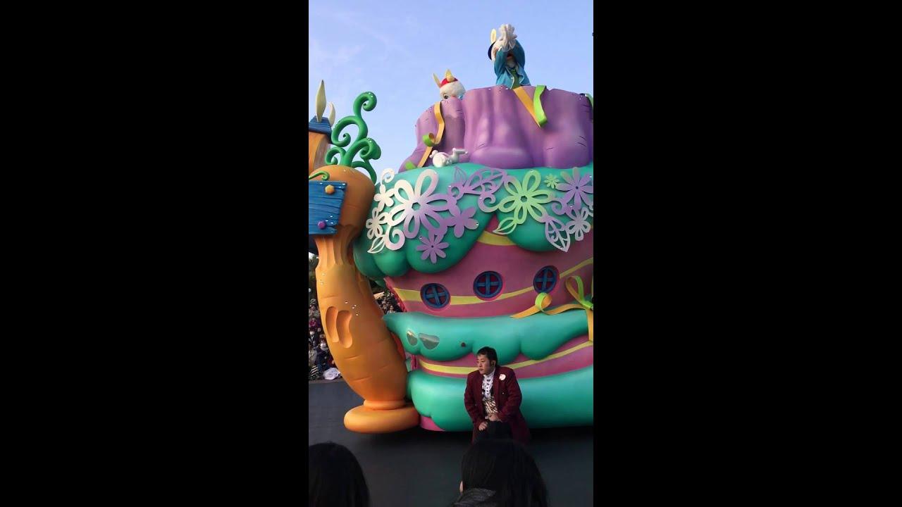 Happy Easter Parade 2016 at Tokyo Disneyland YouTube