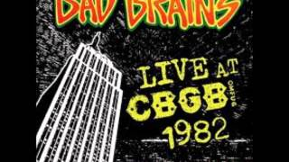 Bad Brains - Unity Dub (Live)