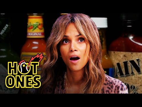 Deuce - Watch: Halle Berry Takes on Hot Ones