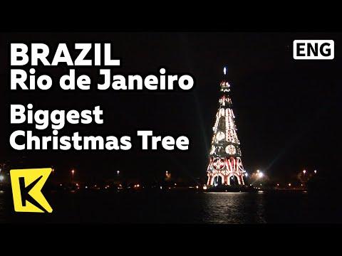 【k】brazil-travel-rio-de-janeiro[브라질-여행-리우데자네이루]호수위-트리/biggest-christmas-tree/rodrigo-de-freitas-lake