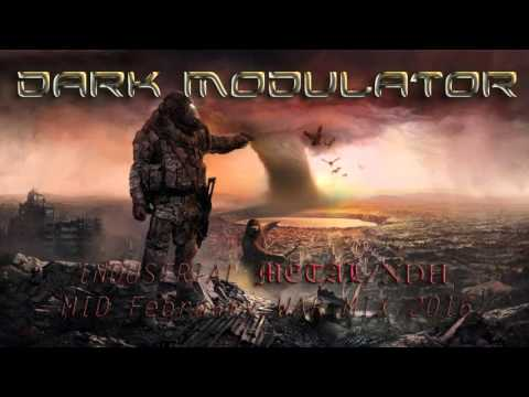 INDUSTRIAL METAL/NDH February WAR MIX 2016 From DJ DARK MODULATOR