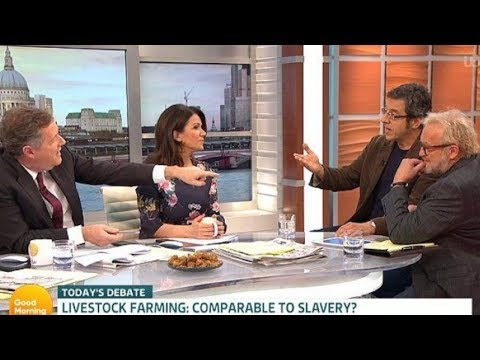 Vegan Activist Called Out For Wearing Leather On TV. WTF?