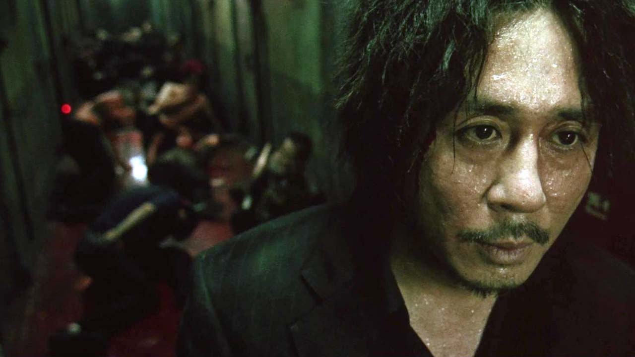 Image result for oldboy movie