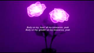 loud luxury feat brando   body lyrics