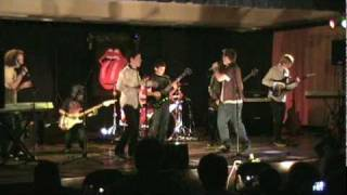 Cherry Hill School of Rock - Rolling Stones - Shattered- 1-16-2010