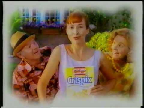 Kellogg's Crispix Australian