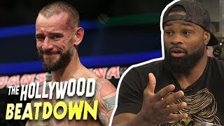 Floyd Mayweather Tells Us How Tyron Woodley Will Make Him A UFC Fighter | The Hollywood Beatdown