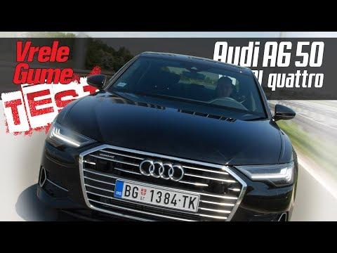 Audi A6 50 TDI S line - road test by Miodrag Piroški