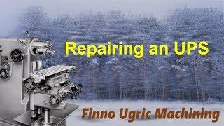 FUM0077 UPS Repair