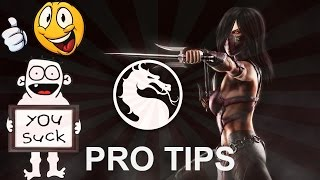 Mortal Kombat X Mobile | PRO-TIPS | 2017
