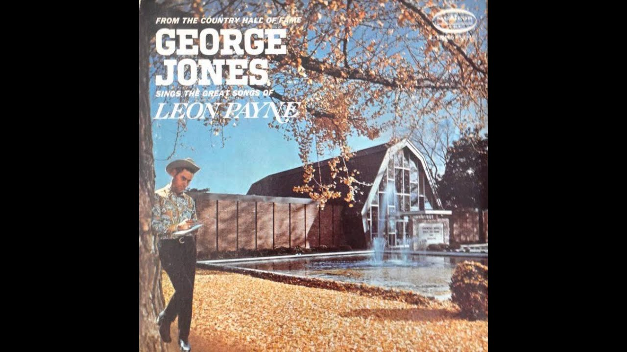 George Jones Things Have Gone To Pieces Youtube