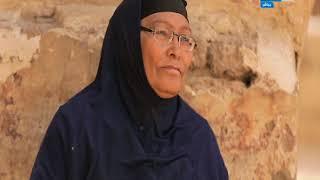 شاهد .. محمود سعد يرسل قبلة على الهواء لـ «أم أحمد» سيدة المقابر