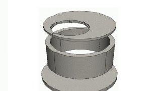 Монтаж септика из бетонных колец(Процесс монтажа септика из бетонных колец. Септик из бетонных колец является альтернативным вариантом..., 2015-05-29T08:47:54.000Z)