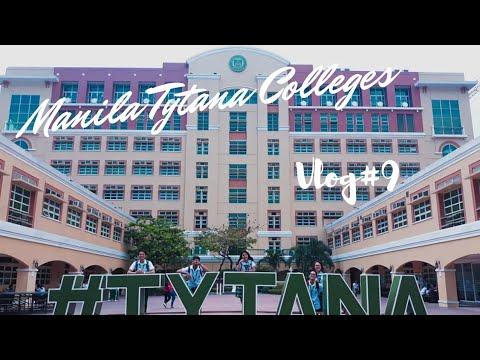 Vlog#9-Manila Tytana Colleges Senior High,Kulitan sa Room l Aug,16,2017 l Jaypee Louis