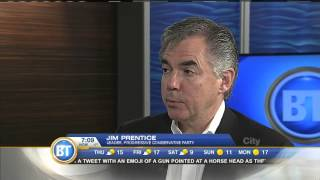 Jim Prentice - April 30th