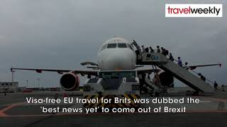 Travel Weekly video news round-up, November 16