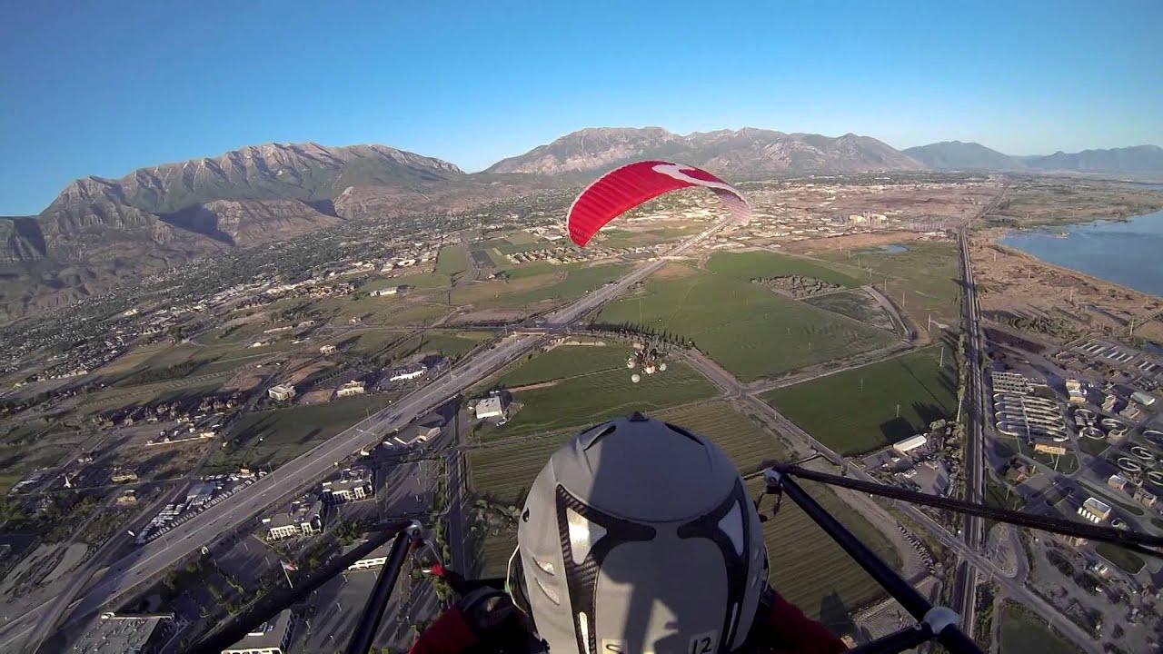 Paramotors for Powered Paragliding   U-Turn USA