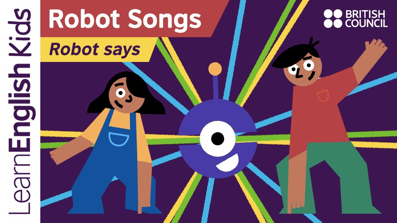 Robot Songs: Robot says