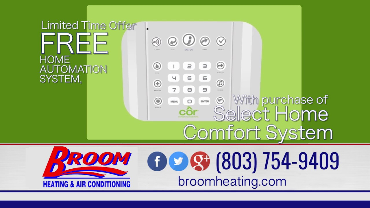 Broom Heating And Air Carrier
