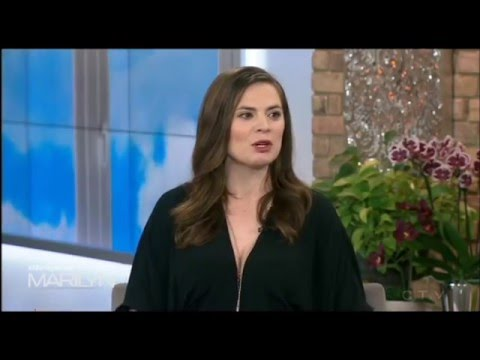 Hayley Atwell   The Marilyn Denis Show 2016 01 18