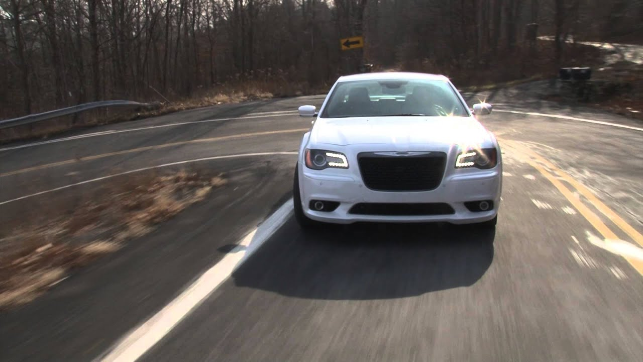 Srt8 Drive Time Review With Steve Hammes