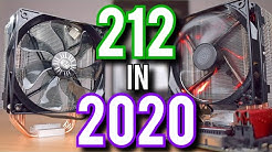 Cooler Master Hyper 212 EVO And LED: STILL Worth It In 2020?