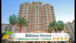 Overview  hotel :   Adonis 4*  (Turkey, Antalya, Larа)