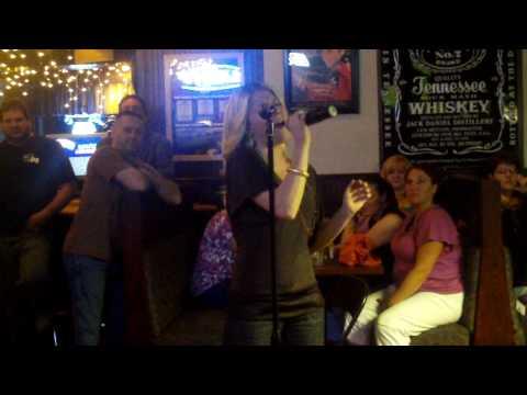 Krystal Lynn singing Concrete Angel