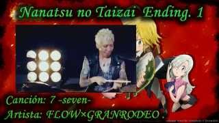 Nanatsu No Taizai   Ending 1 Full Song「7-seven」  + Link De Descarga