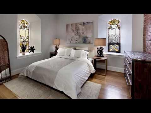 The Sanctuary, beautiful residence in Washington, DC, designed by Bonstra Haresign Architects.
