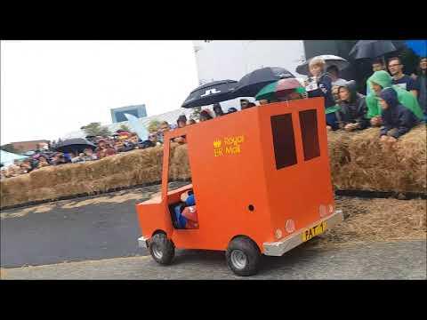 Redbull soapbox race Denmark 2017