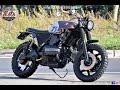BMW K 75 SCRAMBLER - Exhaust Sound